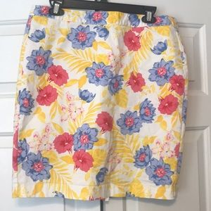 Old Navy colorful skirt